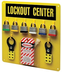 Lockout Centers & Kits