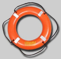 "30"" Bridgebuoy Lifering Buoy"