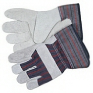 Memphis Economy Leather Palm Gloves