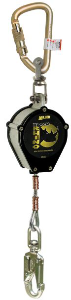Miller Black Rhino SRL (Self-Retracting Lifelines)
